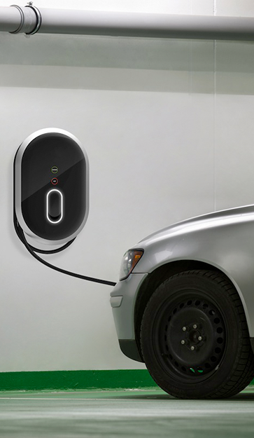 Private Electric Vehicle (EV) Charging Station - House, Apartment, Gated Community, Villa - RFID & ISO14443 Authentication